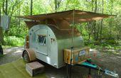 Gewusst wie: Steampunk ein Teardrop-Camping-Anhänger (Teil 2)