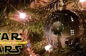 Leuchtende Sterne Christbaumkugel Tod