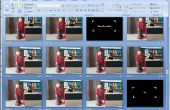 Machen einen Stop-Motion-Stummfilm mit Powerpoint