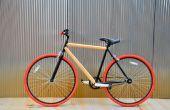 Walmart Hack Bambus Fahrrad