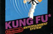 Eine Kung-Fu-NES-Action-Figur zu machen!