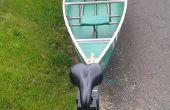Fahrrad-Kanu-Cart