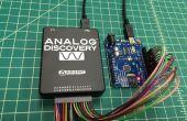 Wie Sie leicht einen Mikrocontroller mit einem Logikanalysator testen