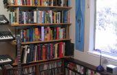 Gewusst wie: installieren Sie Standard-Halterung Buchregale