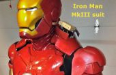 Animatronic Iron Man Mk III Anzug