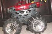 2010 Chevy Silverado-Monster-Truck!
