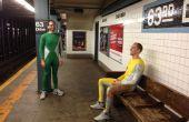 Ben Richards - Mann Kostüm laufen
