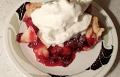 Augenbraue-raising Wild Cranberry Pie