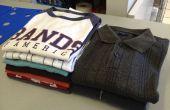 Wie man ein Hemd (Liberty Wäsche Weg) Falten