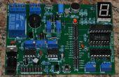Wie zu A einfache Piezo Türklingel - Dauer einstellbar - Projekt #1 Elektronik Board lernen