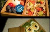 Hölzerne Bento Lunch Box
