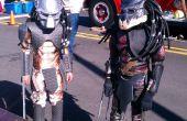 Predator Kostüme - Bio-Helme, Latex-Haut, Rüstung und klingen