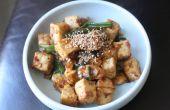 Gewusst wie: ändern Sie die Textur der Tofu