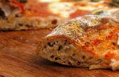 Die Epoxid-Methode-Vollkorn-Pizzateig