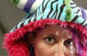 Machen Sie eine Freundschaft zu finden E-Textil Monster Hoodie mit Neopixels