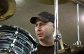 Lernen auf Trommel ohne Schlagzeug oder ein Drumset