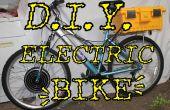 DIY e-Bike!