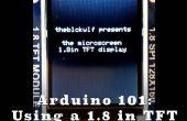 Anfänger-Arduino - ein 1,8-Zoll-TFT-Display mit
