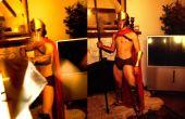 Gewusst wie: Spartan Rüstung aus Pappe machen