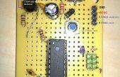 Arduino/AVR Board ICSP-Header hinzufügen