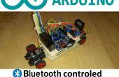 Arduino Bluetooth gesteuert RC Auto