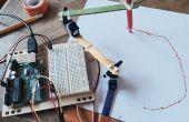 Einfache Arduino XY Plotter