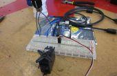 Arduino powered Servoregelung - ich habe es bei laufenTechshop