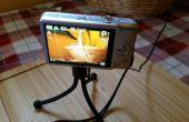 Stromversorgung über USB Kamera / Canon PowerShot ELPH Batterie Hack