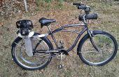 Honda motorisierte Fahrrad