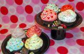 DIY essbare Cupcake Box
