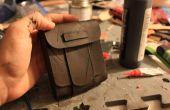 Leder Tasche Tutorial & Einführung in grundlegende Lederverarbeitung