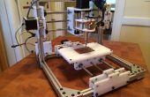 Machen Sie eine CNC-Fräse mit einem Laser-Cutter