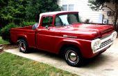1960 Ford f-100 LKW Restaurierung