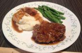Mike D Salisbury Steak