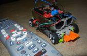 TV Remote gesteuert Auto