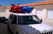 Auto Top - 2 Kajak Rack (nur PKW Dachträger) über 30 Dollar...