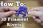 Wie erstelle ich 3D Filament Nieten
