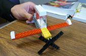 LEGO Instructable - einfaches Flugzeug