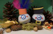 DIY Sphero Thanksgiving Kostümen und Anzeige