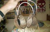 Kokos-Kopfhörer