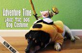 Abenteuer Zeit JAKE den Hund - Hund Kostüm