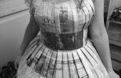 Nähen Sie eine Zeitung Dress