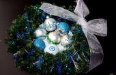 DIY Sphero Urlaub Ornamente und Kränze
