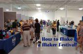 Wie erstelle ich eine Maker-Festival