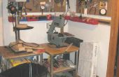 Basement Workshop and Lab