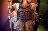 Tiki Gott - Eva-Schaum-Kostüm