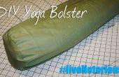 DIY-Yoga Bolster
