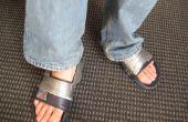 Konvertieren Sie Ihre Flip-Flops in Sport Sandalen