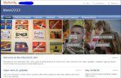 Wie erstelle ich eine Website für Share mit Shutterfly.com