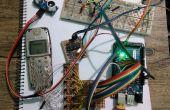 Mein altes Handy + Arduino = Phonoduino